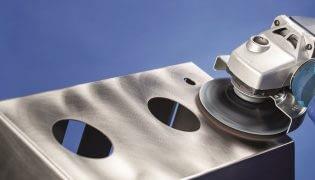 structure fabrication metal finishing