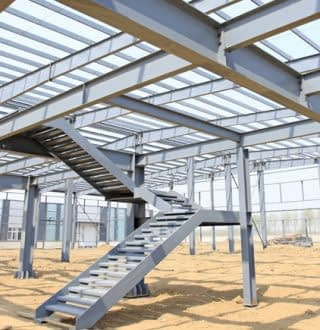 Structure fabrication-main